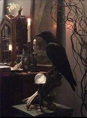 Im Inneren von White Oak WAYWARD WITCHES | Dark F…
