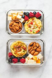 22 Breakfast Meal Prep Recipes for an Easy Morning