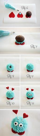 2-Cupcakes-Geburtstag-Muffins-veryieren-heryen Pie Spritzen-Guide   – Kuchen