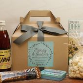 Set of 6 – Out of Town Guest Box // Wedding Welcome Box // Wedding Welcome Bag // Out of Town Guest Bag // Wedding Favor