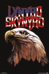 Lynyrd Skynyrd Posters For Sale Prints Paintings Wall Art Allposters Com Lynyrd Skynyrd Poster Music Poster Poster Prints