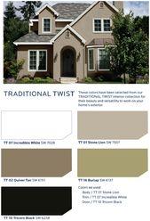 1000+ Images About Exterior Stucco Paint Colors No Pinterest | Hale Navy,  Cores De Tinta E Benjamin Moore Part 40