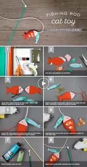 + De 1001 ideas en imágenes inspiradoras para hacer juguetes para ti …   – * KITTY *