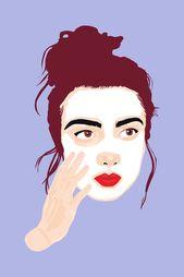 Einfache Hautpflege-Tipps, die Sie befolgen sollten – Skin care ♀️❤️