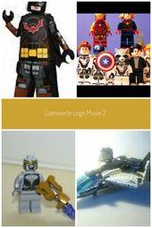 Lizenzierter Lego Movie 2 Batman Prestige TV-Film Charaktere Kostüm Kid Boys ……   – legos