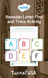 Use This Letter Find And Trace Activity When Teaching Prek And