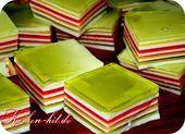 Rezept für einen leichten und ungewöhnlichen Sommerkuchen aus Gelee par excellence …   – Kuchen