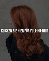 Haarfarben Kupfer 2019 – Trendfrisuren Damen 2019 – Haarfarben 2019 – #Farben #K… – #damen #farben #haarfarben