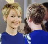 "We have prepared some Jennifer Lawrence hairstyles for you. She became popular after winning the Academy Award, the ""X-Men: First Class"" …"