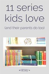 11 séries enfants adorent (et leurs parents aussi   – Book Lists