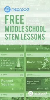 Calling all middle school teachers looking to integrate technology in the classroom! These free lesson plans are perfect as STEM activities, financial…