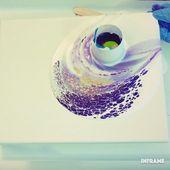 Fluid Acrylic Painting Video    – Malerei
