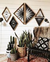 Acrylic shelf hanging planter DIY