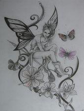 Diese Zeichnung hab ich total gern…