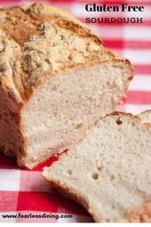 Bread Srsly's Gluten Free Sourdough Bread