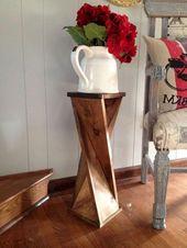 Ideen für Holzprojekte