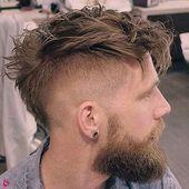 In diesem Artikel finden Sie viele coole Bilder und Ideen dafür. #hair #coole # …   – Herren Frisuren – #Artikel #Bilder #coole