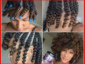 Tipps, um Afroamerikaner lockige Frisuren von seiner besten Seite zu halten #Frisuren #Braidedhair #Braided #Hair #Blackwo