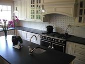 25 Awesome Honed Black Granite Countertop Ideas For Awesome Kitchen