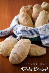 Pita Bread *** tasted good but didn't raise enough to stuff.  Next time I&#3…
