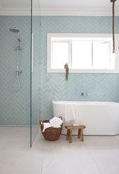 12 Dreamy Bathroom Tile Trends in 2017 –