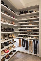 Photo of 40 Brilliant Shoes Storage Ideas