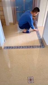 Tile Floor Tile Stickers