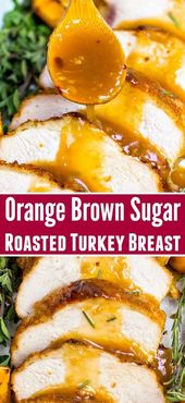 Oven Roasted Turkey Breast [VIDEO] – Sweet and Savory Meals