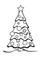 Malvorlage Weihnachtsbaum Geschmuckt Weihnachtsvorlagen Malvorlagen Weihnachten Weihnachtsbaum Zeichnen