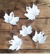 7 idées DIY pour un Halloween thème Fantôme