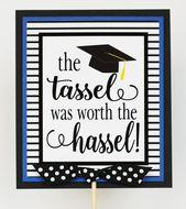 Graduation Centerpiece Sticks, 2019 Graduation Party Decorations, Class of 2019 Centerpiece Sticks, 2019 grad stick