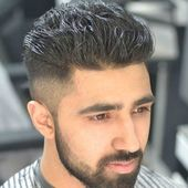 Taper Fade mit Quiff  – Men's Hairstyles