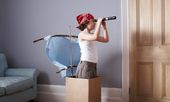 Hausgemachte Kostüme | Wie erstelle ich eine Piraten-Augenklappe? Piraten Augenklappe | Piraten verkleiden sich   – Halloween