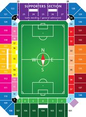 Stadium Maps Orlando City Soccer Club Orlando City Orlando City Soccer Club Orlando City Sc