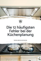 BEER kitchens. Manufactory | The 12 most common mistakes …