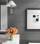 Kleines Badezimmer Vorher und Nachher: Smart Paint öffnet einen Raum