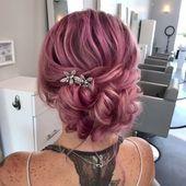 50 Glam Updo Styles For Wedding! – Hair | Dessertpin.com