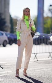 Paris fashion week: the street style set offers lessons in autumn dressing