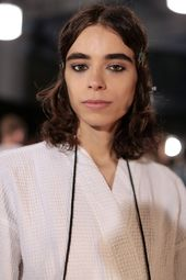 Spring/Summer 2018: Backstage With British Vogue Beauty