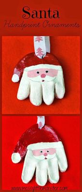 25 Amazing Santa Kids Crafts to Try Right Now!