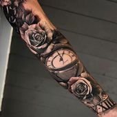 101 Best Sleeve Tattoos For Men: Cool Designs + Ideas (2019 Guide)