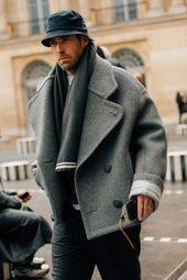 Der beste Street Style der Paris Fashion Week – Men Fashion