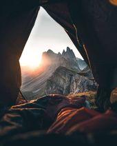 "Folk Scenery on Instagram: ""💛 Sunrise at Seceda. Possibly the most beautifu…"