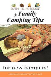 Tältcamping är en aktivitet som tar lite övning för att bli perfekt. Prova…