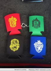 Mischief Managed Can Cooler I Solemnly Swear that I am up to no Good Can Cooler 13 Colors Available! Harry Potter Can Sleeve