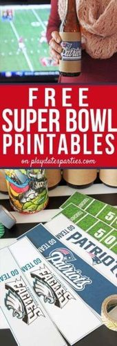 Trendy party planning food super bowl 36 ideas,  #Bowl #Food #ideas #Party #planning #Super #…