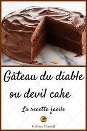 Un grand plaisir chocolaté ! #cuisine #recettes #recetterapide #recettefacile #…