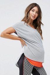 Mutterschaftssportbekleidung für Pilates oder Yoga   – Things to Wear – #Für #…