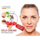 Goji-Creme – Anti-Aging- und Anti-Falten-Creme für jünger aussehende Haut für Frauen – von Hendel's