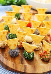 20 leckere Fingerfoods, die Sie nicht aufhören werden zu essen